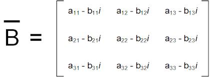 3x3 conjugate