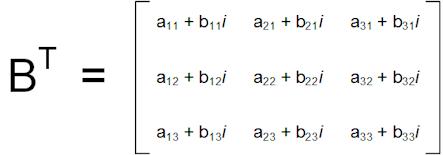 3x3 transpose
