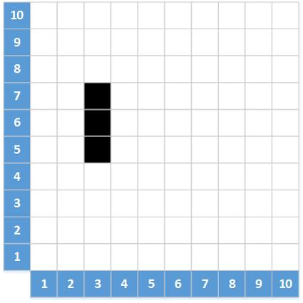 Battleships grid