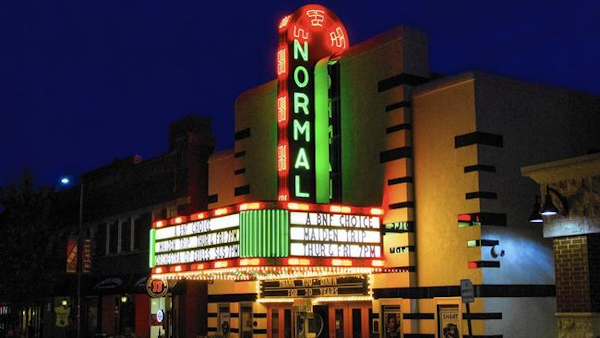 Normal Illinois [see Acknowledgements for Image Credit]