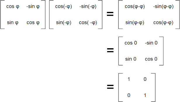 SU(2) inverse