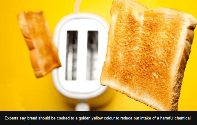 Dangerous Toast [borrowed from the BBC]
