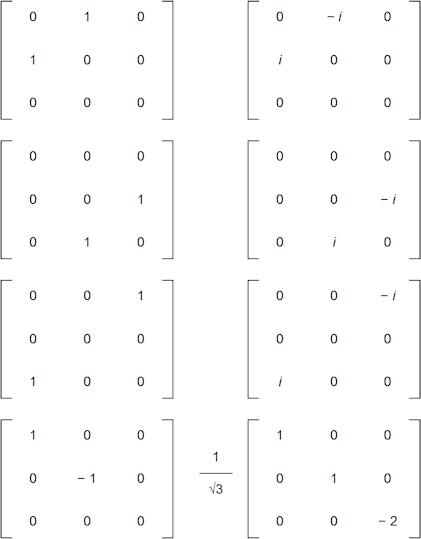 su(3) Lie Algebra basis-vs Gell-Mann matrices