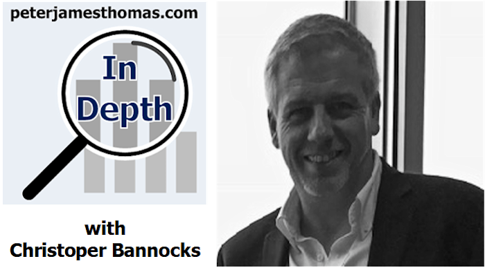 In=depth with Christopher Bannocks