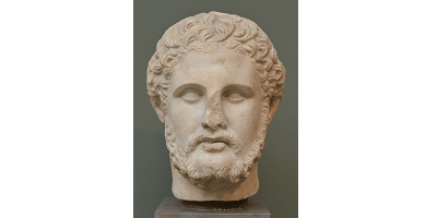 Phillip II of Macedon, to whom the aphorism 'divide and rule (conquer)' is generally ascribed