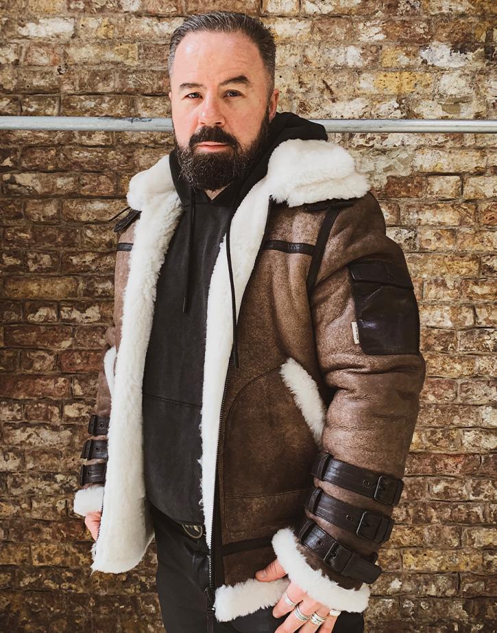 Boda Skins Hunter Pete Coleman