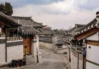 북촌 한옥마을 한국 전통 고택