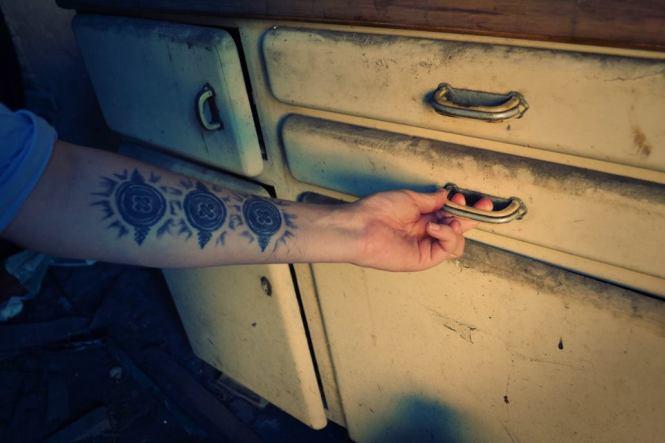 문신 타투