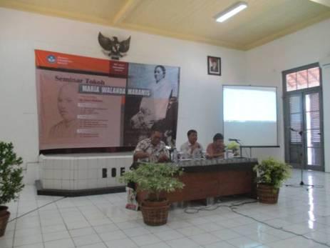 Seminar Tokoh: Maria Walanda Maramis