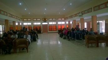 """Diskusi Publik """"Politik Militer di Masa Orde Baru"""" di Fisip Universitas Soedirman"""