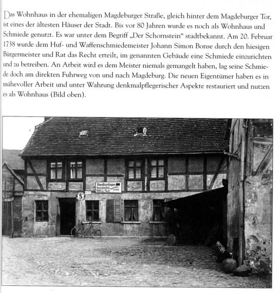 14 Alte Schmiede am Magdeburger Tor