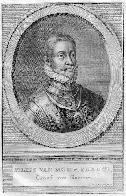 Count of Hoorne