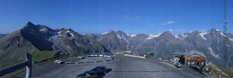 Edelweißhütte Edelweißspitze