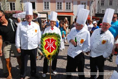 25. Laurentiusfest des Verbands der Köche Österreichs
