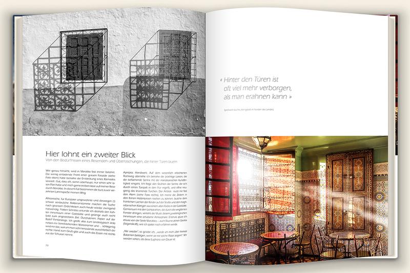 Peter Krackowizer: Marokko, ein Buch von Steffen Burger &emdash; Marokko