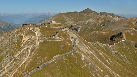 Großglockner Hochalpenstraße Edelweißspitze