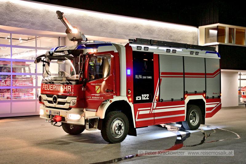 Freiwillige Feuerwehr Neumarkt am Wallersee RLFA