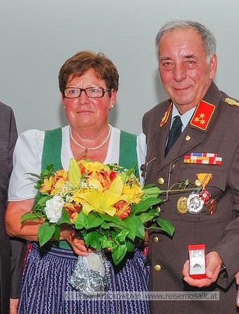 Christine und Karl Frischling