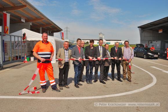 Recyclinghof Eröffnung Neumarkt am Wallersee