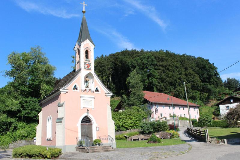 Kapelle Maria Hilf in Ibm im oberösterreichischen Innviertel