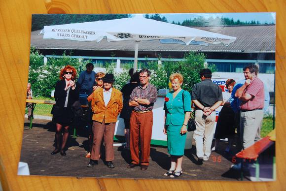 Recyclinghof Eröffnung Neumarkt am Wallersee 1996