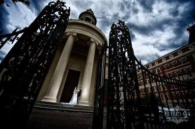 Destination Wedding photographer London Paris Santorini
