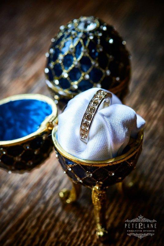 wedding ring Leez priory