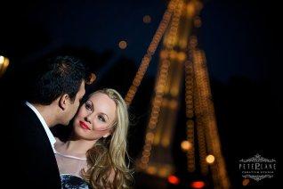 Wedding photographer Chelsea bridge