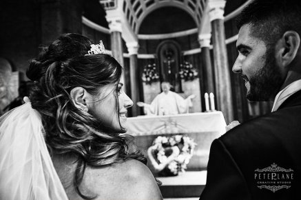 Documentary wedding photographer London