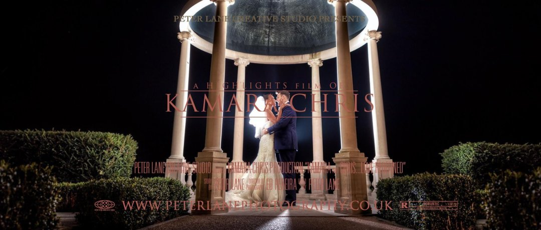 Wedding filmmaker London
