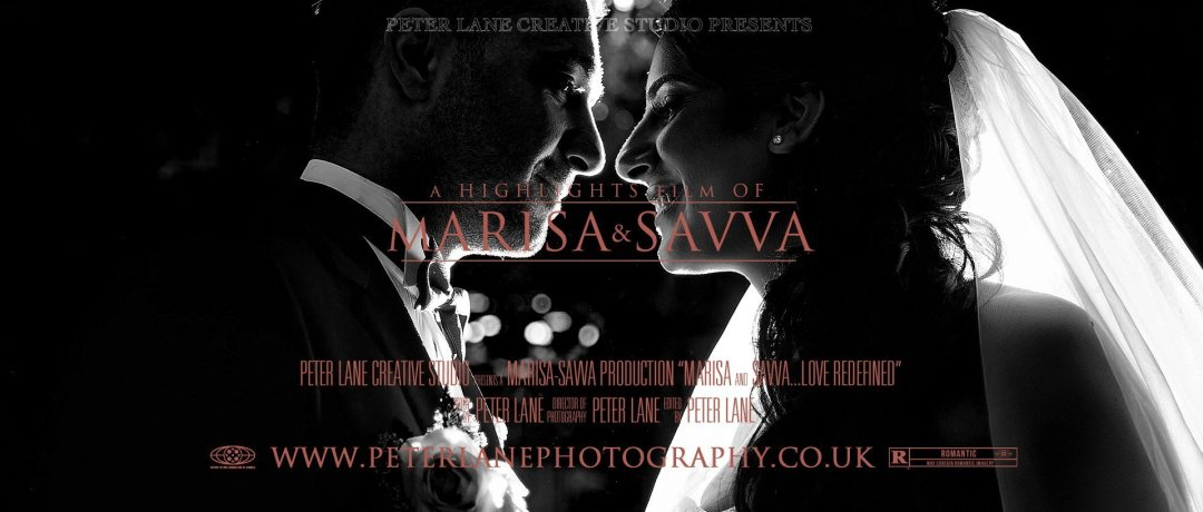 Cinematic Wedding filmmaker London