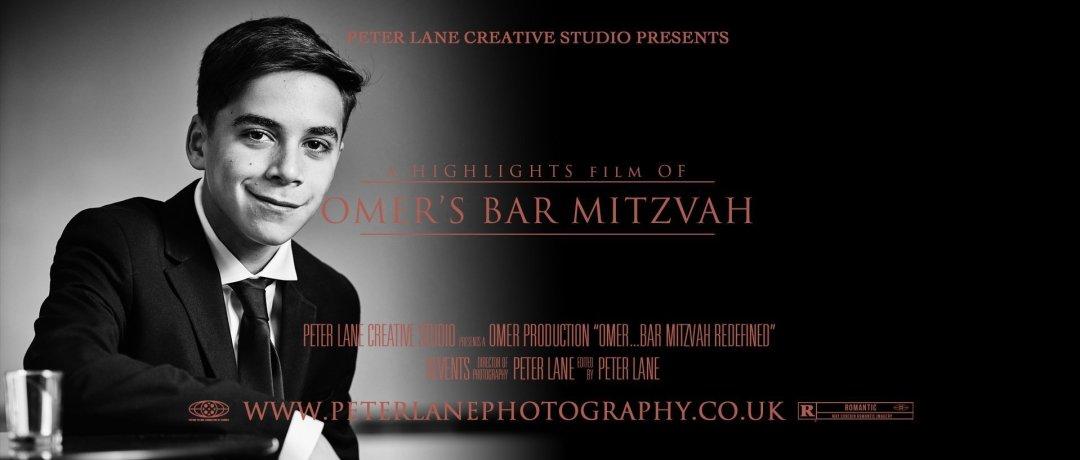 Bar Mitzvah videographer Barnet Edgware