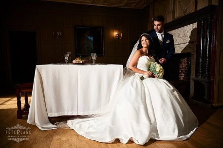 fine-art artistic wedding photographer London