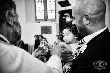 Orthodox Christening photographer London