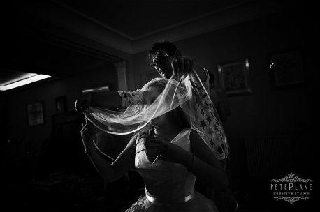 jewish wedding videographer London wedding cinematic video bridal gown
