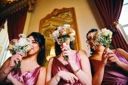 turkish wedding bridesmaids