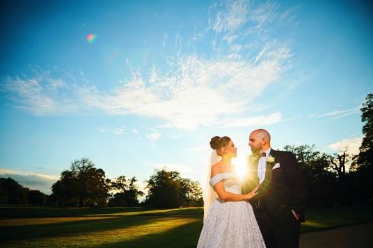 turkish wedding at hylands house essex