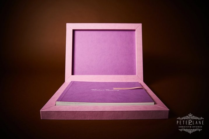 Wedding album design New York