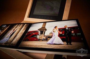 Wedding album design New York