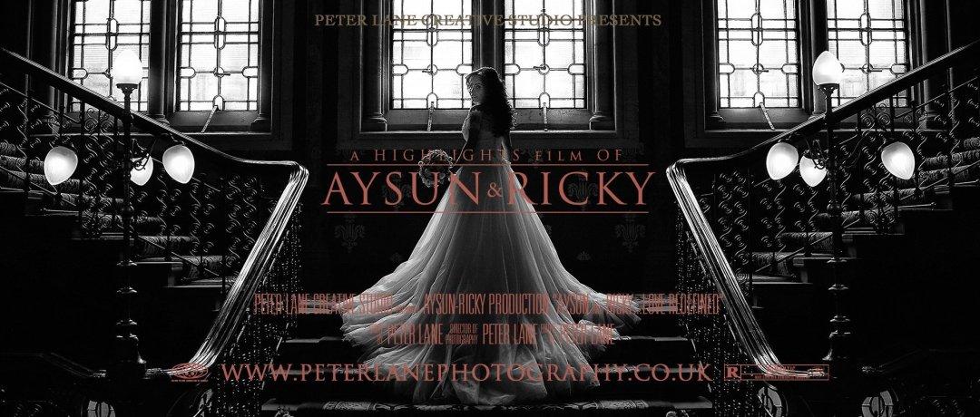 Wedding filmmaker New York California