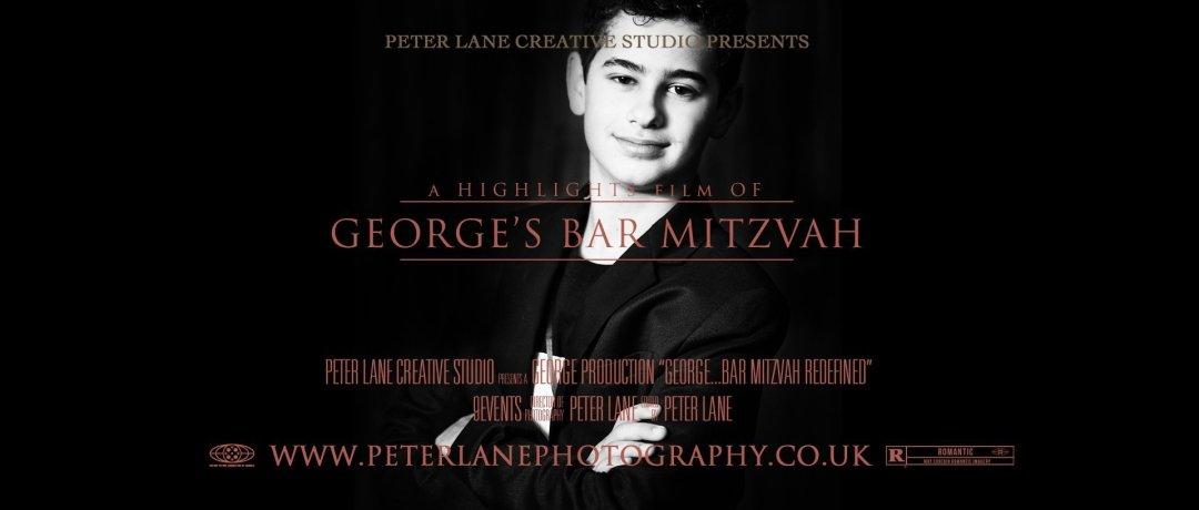 Bar Mitzvah videographer NY