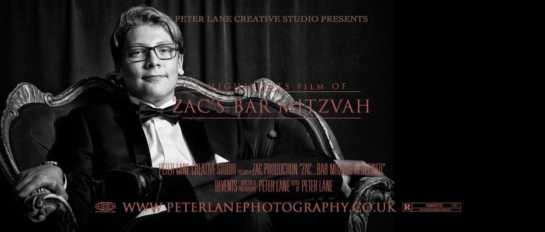 BY Bar Mitzvah videographer