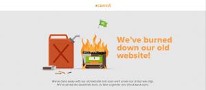 Carrot Creative Coming Soon