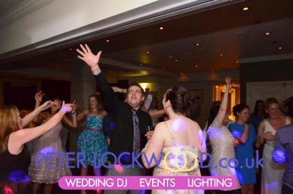 Alderley Edge hotel Wedding