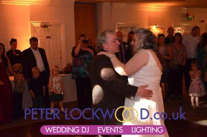 hopwood suite wedding first dance