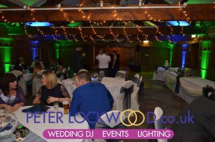 uplighting hire in bolton