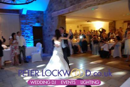 Beeston Manor Wedding DJ