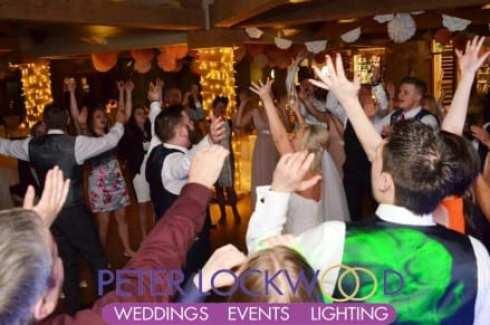 Wedding DJ in Manchester, Lancashire, Cheshire