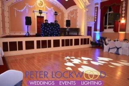 wedding-dj-setup-in-chadderton-town-hall