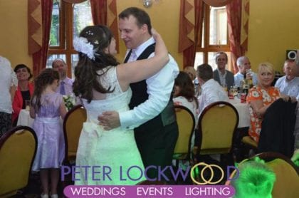 moss lodge rochdale Wedding DJ
